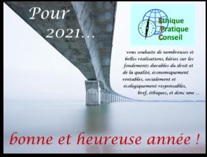 perspective éthique 2021